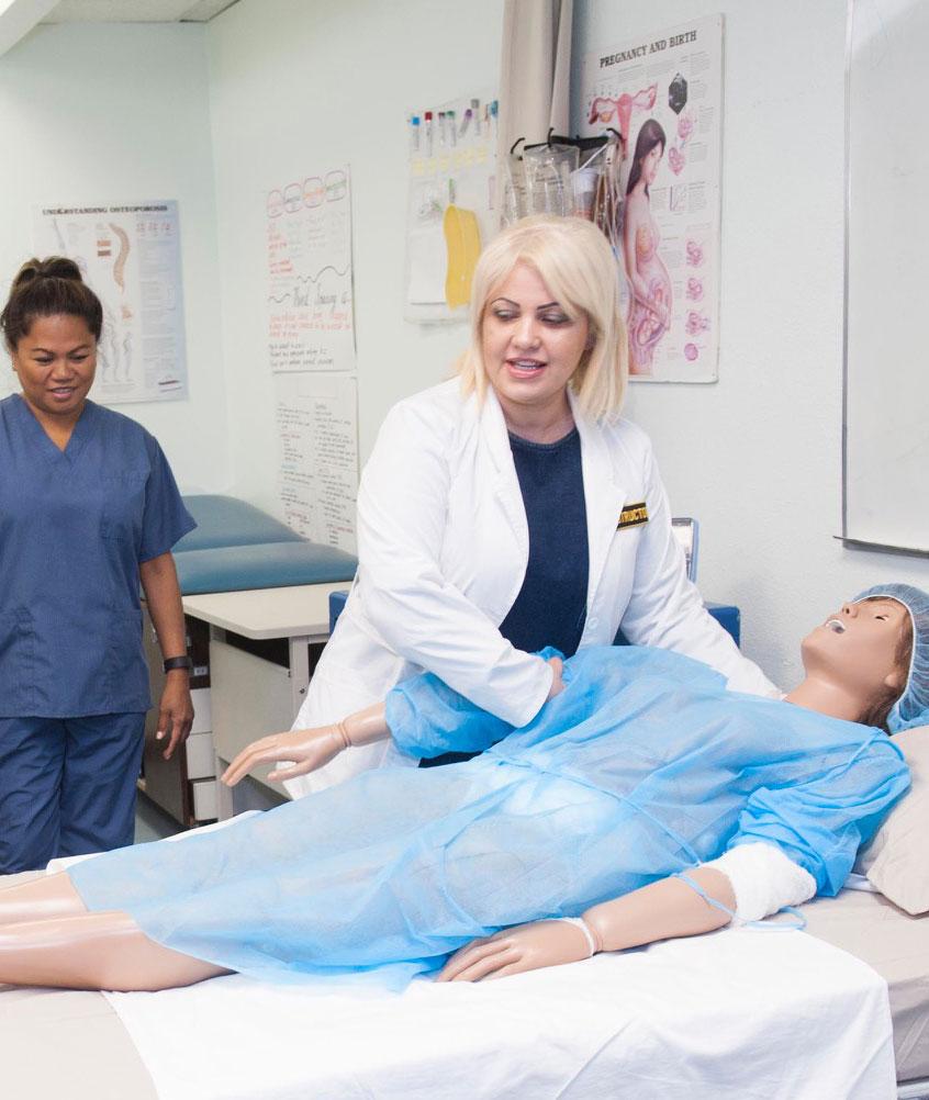 Vocational Nurse – CES College